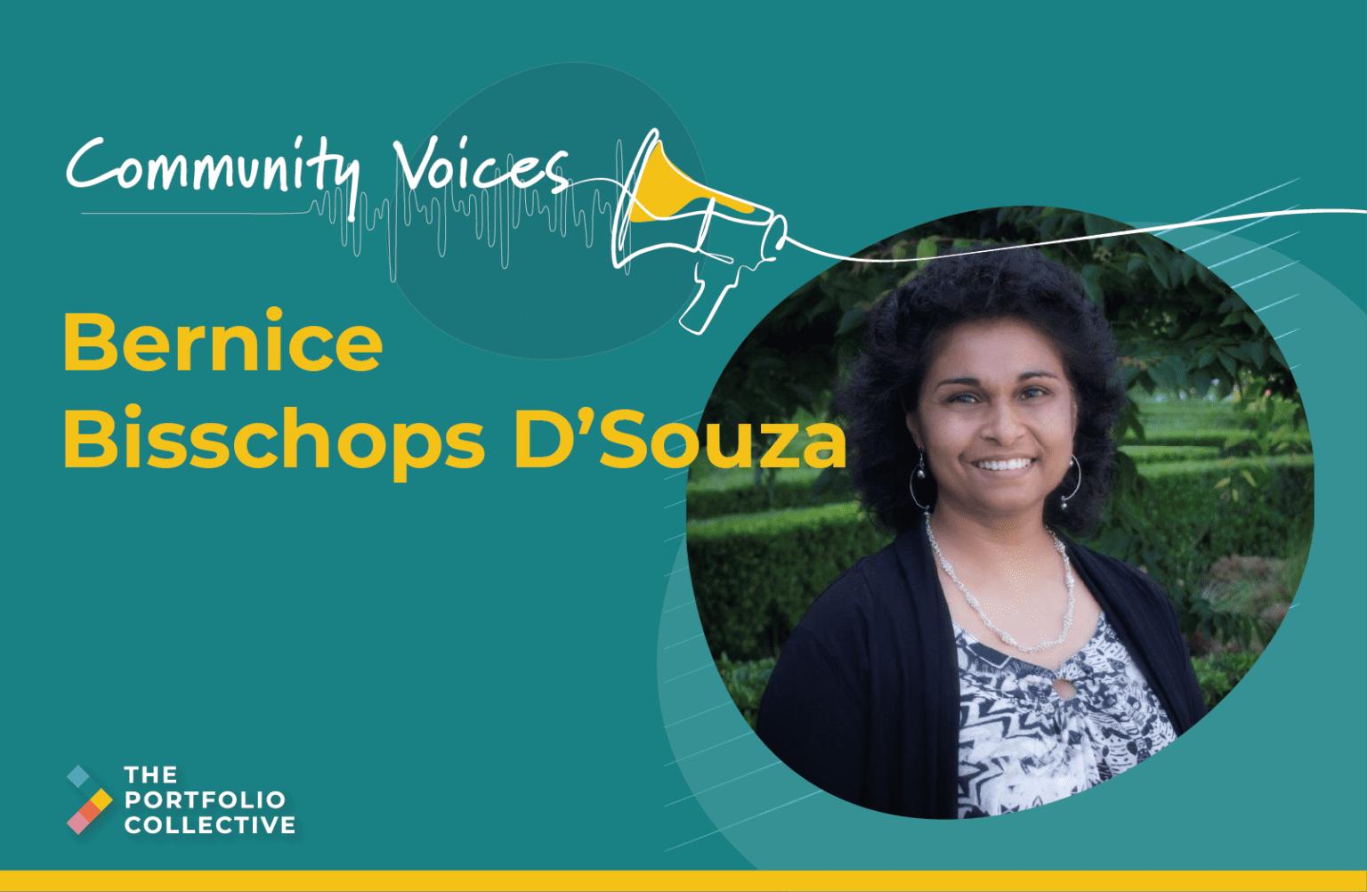 Finding purpose in community: Bernice's story