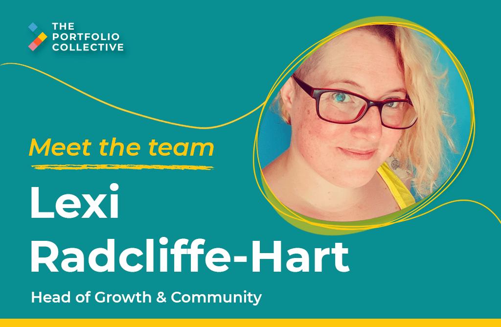 Meet the team: Lexi Radcliffe-Hart