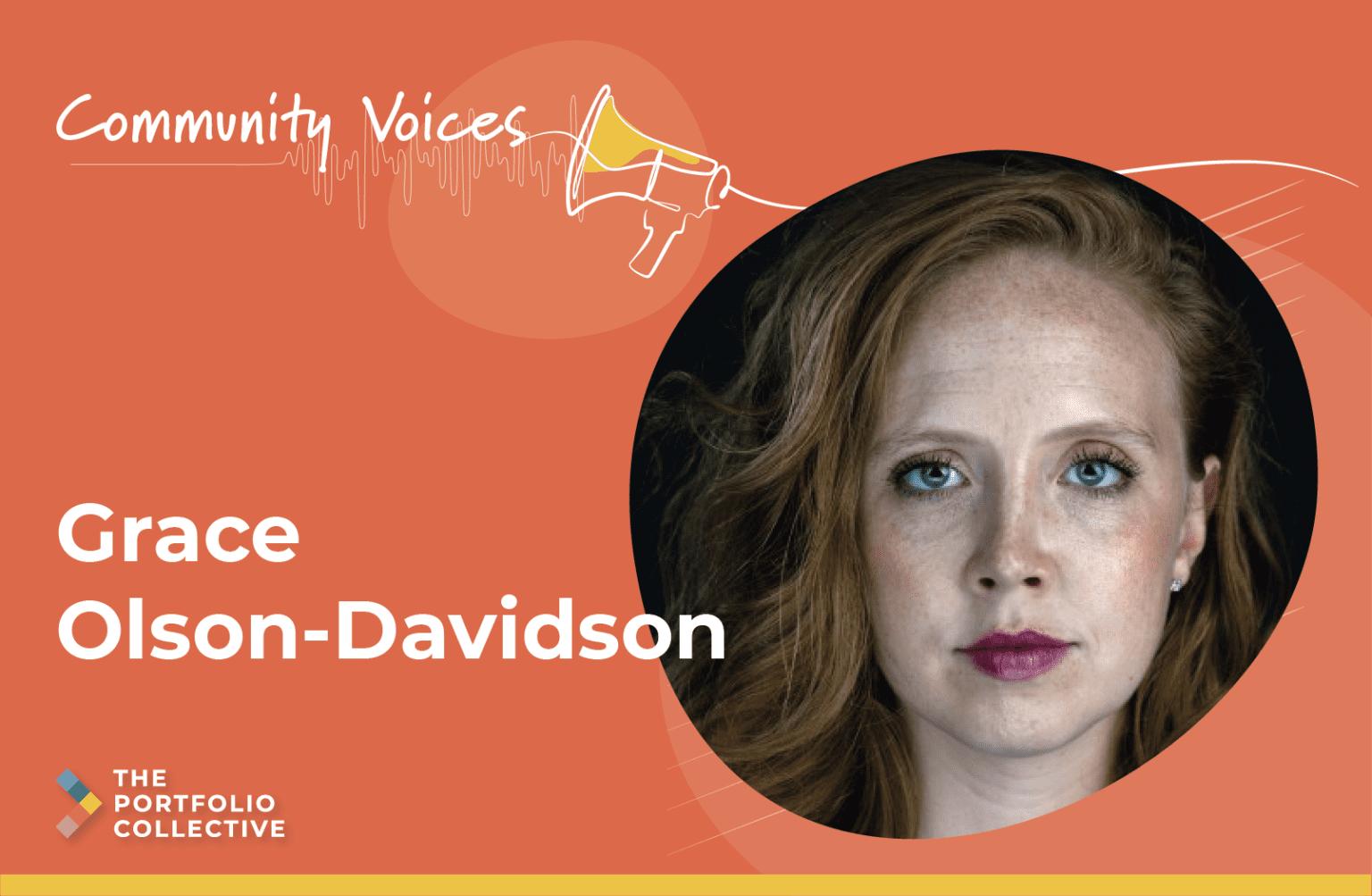 Grace Olson Davidson story