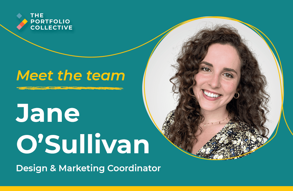 Meet the Team: Jane O'Sullivan   The Portfolio Collective