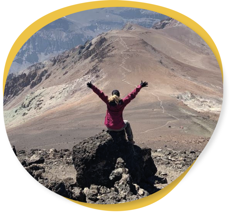 Always striving for adventure: Heather's story