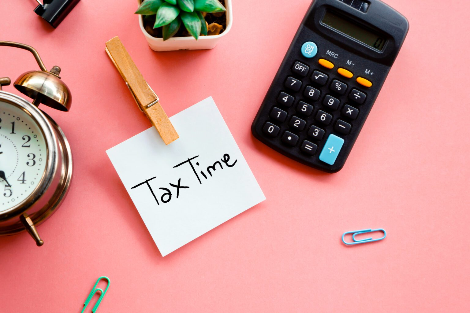 Side hustles: when to start paying tax