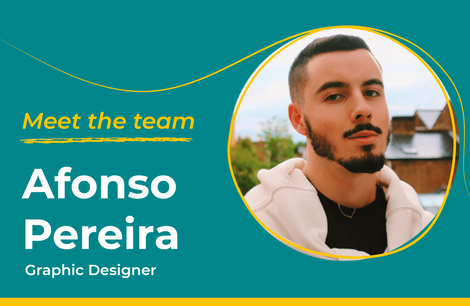 Meet the Team: Afonso Pereira   The Portfolio Collective