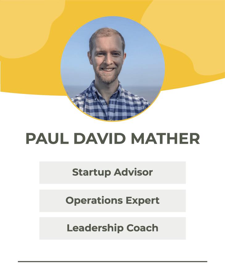 Paul David Mather | The Portfolio Collective