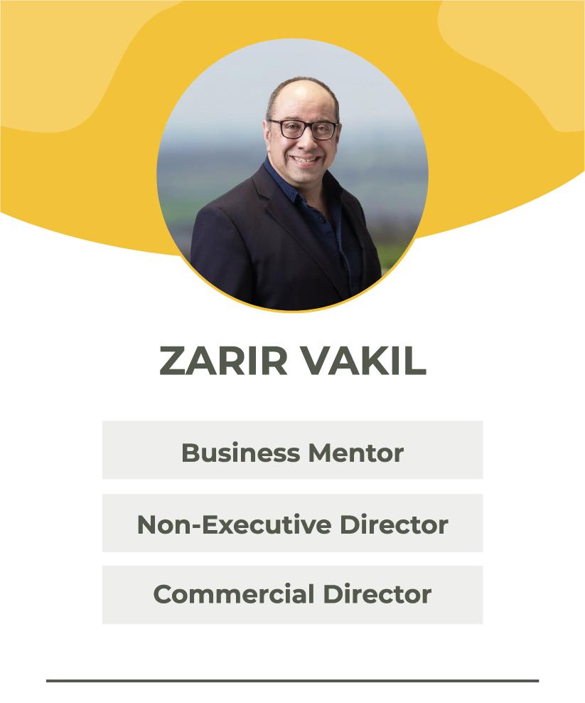 Zarir Vakil | The Portfolio Collective